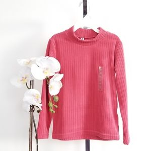 NWT Set of 2 Uniqlo Long Sleeves Fleece Tshirt